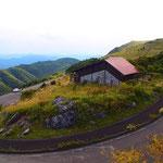 天狗高原の風景