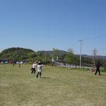 雲一つない五月晴れで、日差しも強くなってきました。^_^;