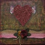Das fliegende Herz verkauft