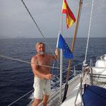 Land in Sicht! Umflaggen für die Kanarischen Inseln