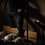 Zwei Zucker - Behind the Scenes - Wichart von Roëll und Hannelore Droege - © Steffen Boseckert