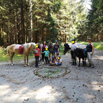 Rettung des Feenwaldes mit den Ferienkindern