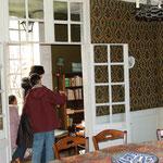 Avant : salle à manger ancienne : suppression couloir ?