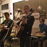 Impressionen vom 'anthony's garden' Konzert am 3. Advent im Cafe Hüller