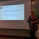 Mme. Johane Boucher présente la programmation pour 2017