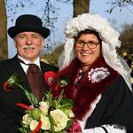 2015 Bert Bongers en Dorien Voesten