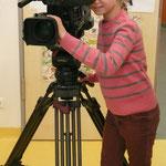 .... und plötzlich wollen die Mädchen nicht mehr Kinderkrankenschwester werden, sondern Kamerafrau....