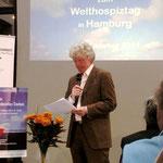 Welthospiztag 2012 in Hamburg. Quelle: Koordinierungsstelle HH