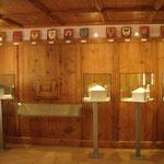 Allestimento Museo della Via Spluga