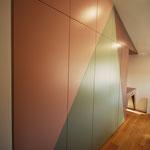 Armadio Camera. In collaborazione con SPF architetti associati Roma