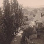 Blick von der Mühle
