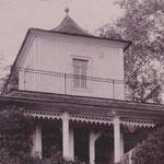 Gartenhaus / Lusthäuschen