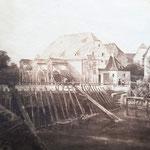 Die Mühle in Wesenitz