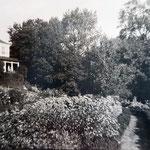 Das Gartenhaus oder auch Lusthäuschen 2