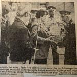 1983: Ehrenpreis Feuerwehr