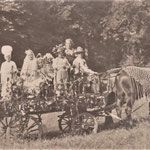 Kinderfest in Lochau 1932