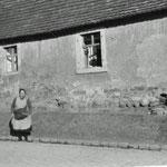 1938: Vor dem Bau des neuen Hauses (Mühlenstraße)