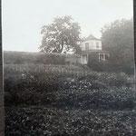 Das Gartenhaus oder auch Lusthäuschen 1