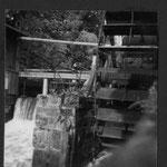 Wesenitzer Wasserrad an der Bauernmühle