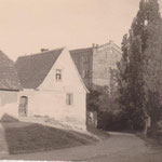 Mühlenstraße - Blick zur Mühle
