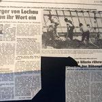 1985: Bürger von Lochau lösen ihr Wort ein