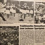 1984: Heimatfest in Lochau