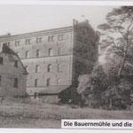 Mühle und Bauernmühle