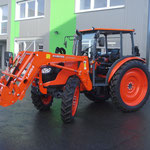Pflege-Traktor