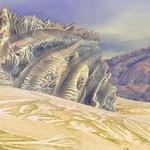 Encaustic Wüste