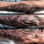 Armflügel