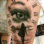 Cover eye