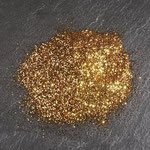 Farbglimmer gold fein