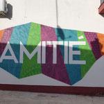 La nouvelle fresque réalisée par DRESU