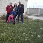 la famille espagnole