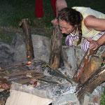 Margot Hruby- die Feuerfrau