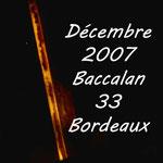 2007 Baccalan 33 bordeaux