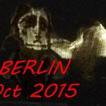 Photos BERLIN Le masque oct 2015