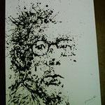 Série je suis une imprimante à jet d'encre encre sur papier format raisin