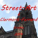 2014 street-art à Clermont-Ferrand 63