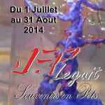 2014 Expo vitrine studiolo Paris 75