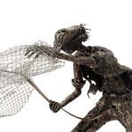 Pescatore - Misure (cm): 70x30x45 - Peso: 3,9 kg