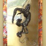 Dancer - Size (cm): 70x50x15 - Weigth: 5,6 kg