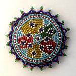 アフガニスタン パシュトゥン族 ビーズ刺繍