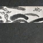 朝井閑右衛門Drawing展 2014/6/21〜26