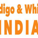 Indigo & White インド夏の布展 6/9〜15