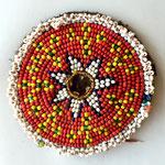 アフガニスタン パシュトゥン族 ビーズ刺繍 ワッツ