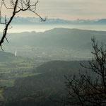 6. Etappe - Lägern, nähe Burghorn