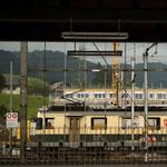 1. Etappe - Samtagern, Bahnhof