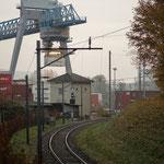 1. Etappe - Muttenz, Birsfelder Hafen, Rheinpfad