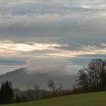 4. Etappe - Kt. Aargau, Buschberg, Blick Richtung Wasserflue